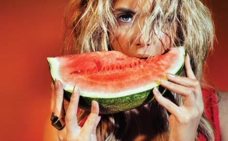 Ashley Benson Covers Complex Magazine 2014