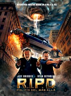 R.I.P.D Policía del Mas Alla (2013) [Dvdrip] [Latino] [ 1 Link]