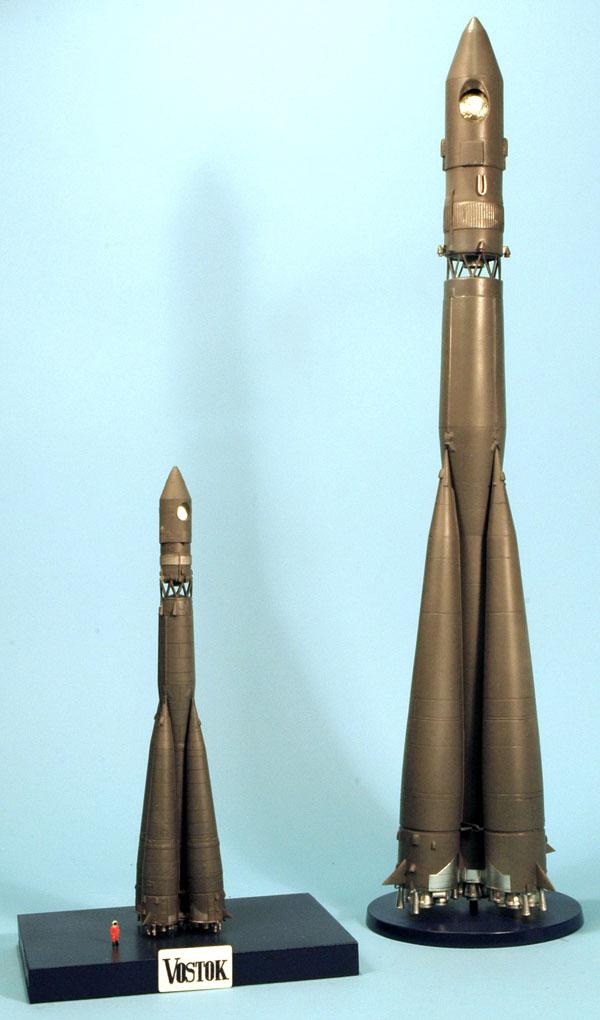 vostok rocket model - photo #24