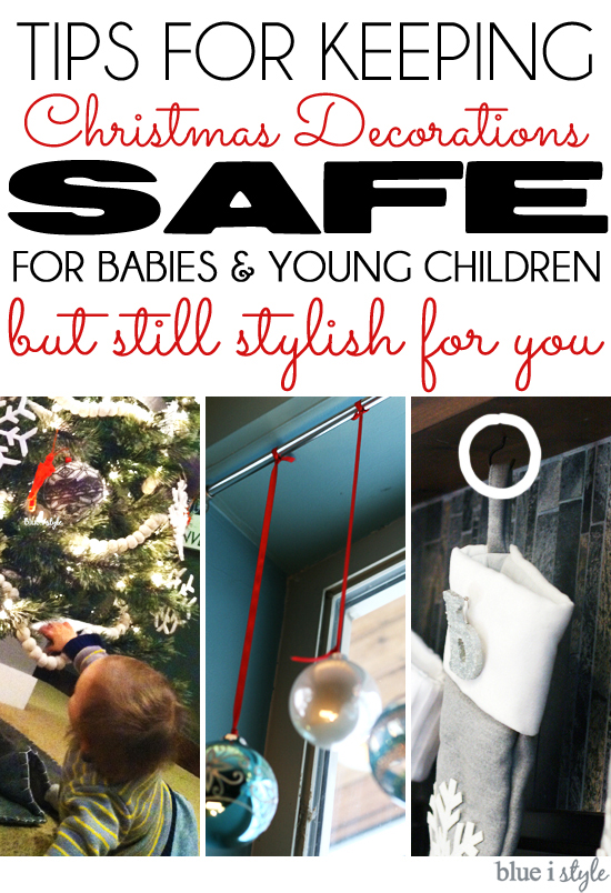 Baby-Proof Christmas Decorations