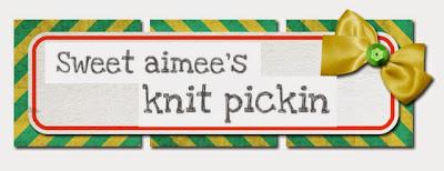 sweet aimees knit pickin