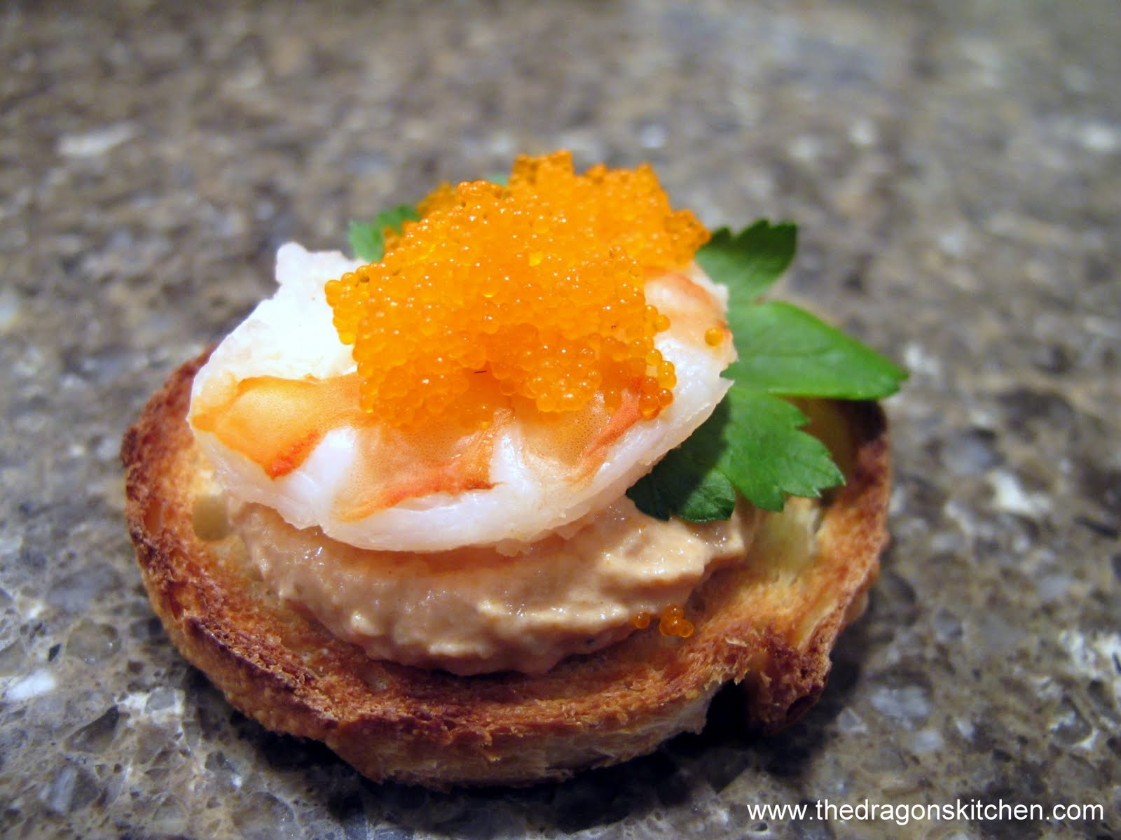 ingredients - Canape L