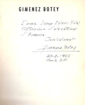 Giménez Botey