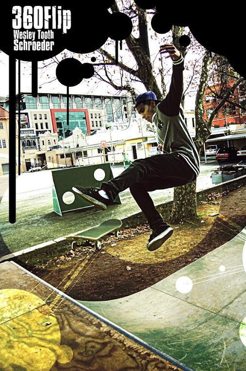Wesley Tooth Scroeder 360flip