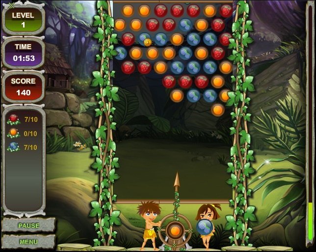 Jungle Shooter Play Free Online Facebook Game