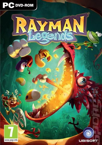 Download Rayman Legends Game