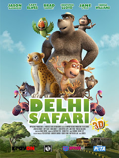 Delhi Safari (2012) Hindi Dual Audio BluRay | 720p | 480p | Watch Online and Download