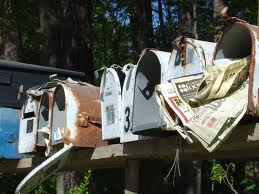 Insecure mailboxes D16