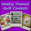 Themed Quilt Contest - Charms