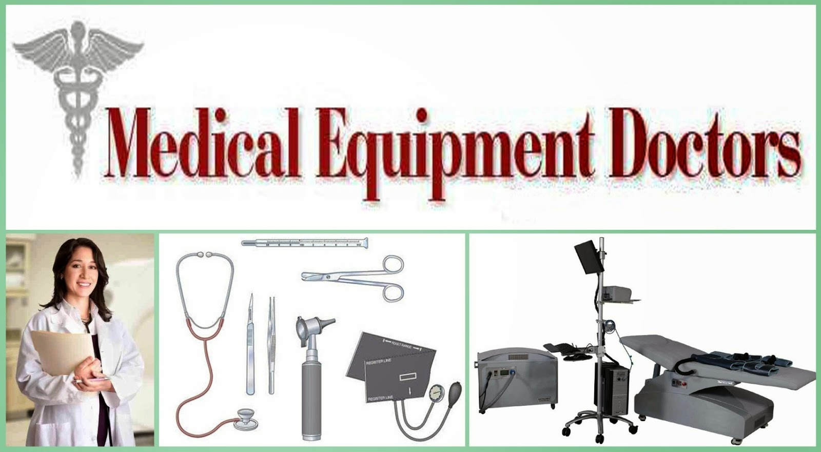 Medical Equipment Business Plan
