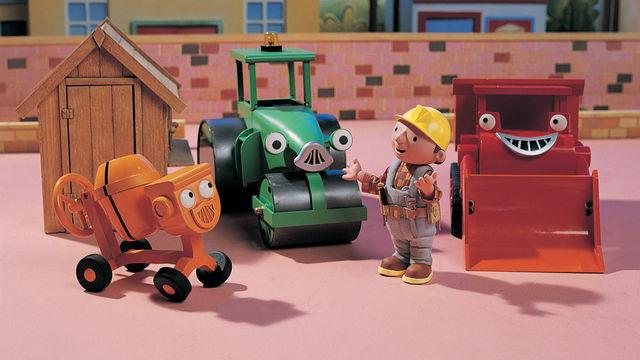Kartoonz World Bob The Builder