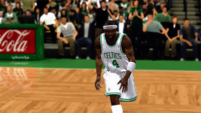 NBA 2K13 Jason Terry Player Update