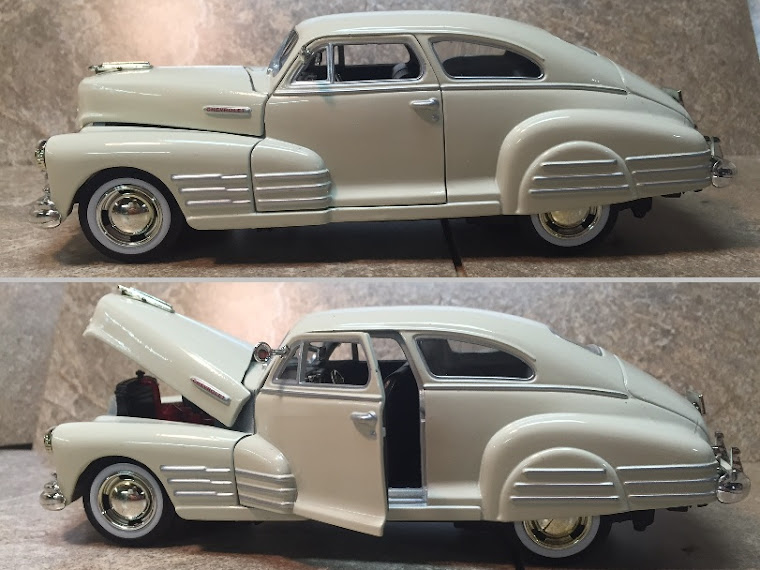 1948 Chevrolet Style Master Sedan ~