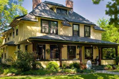 The Carolina Bed and Breakfast in Asheville North Carolina