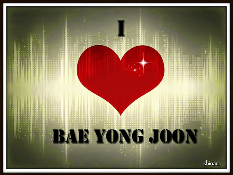 I LOVE BAE YONG JOON^^