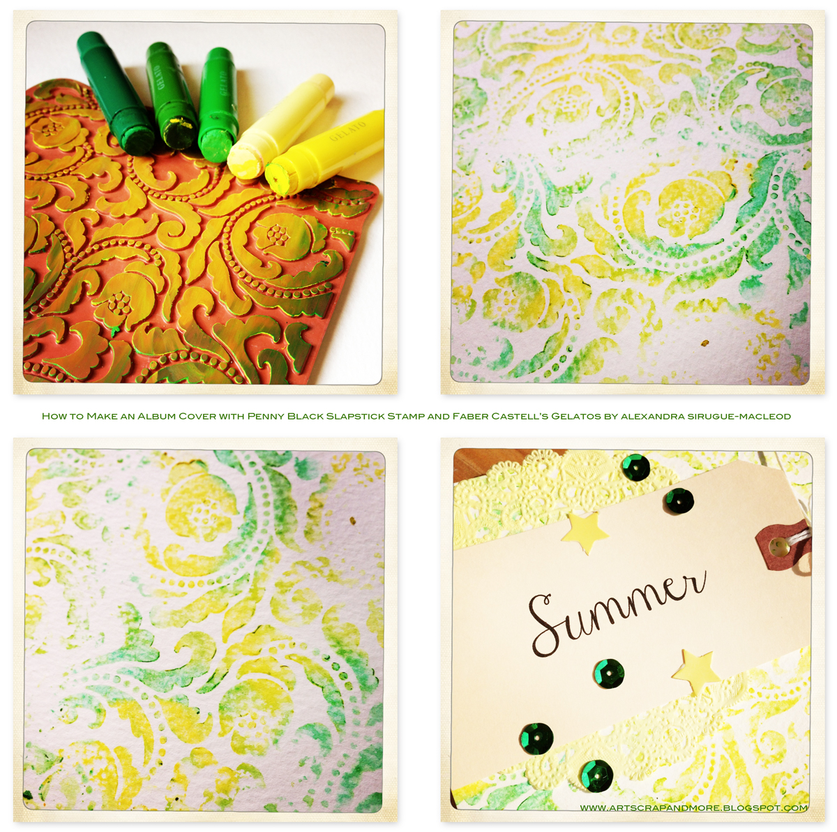 alexandra s sunday scrapbooking how to make an album cover the