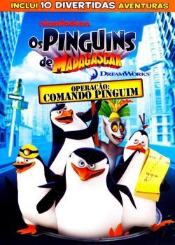 Download Os Pinguins de Madagascar Operação Comando Pinguim DVDRip Dual Áudio