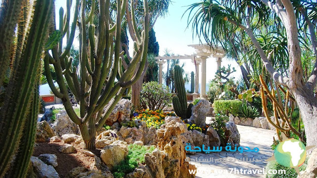 الحديقة الساحرة، موناكو، فرنسا