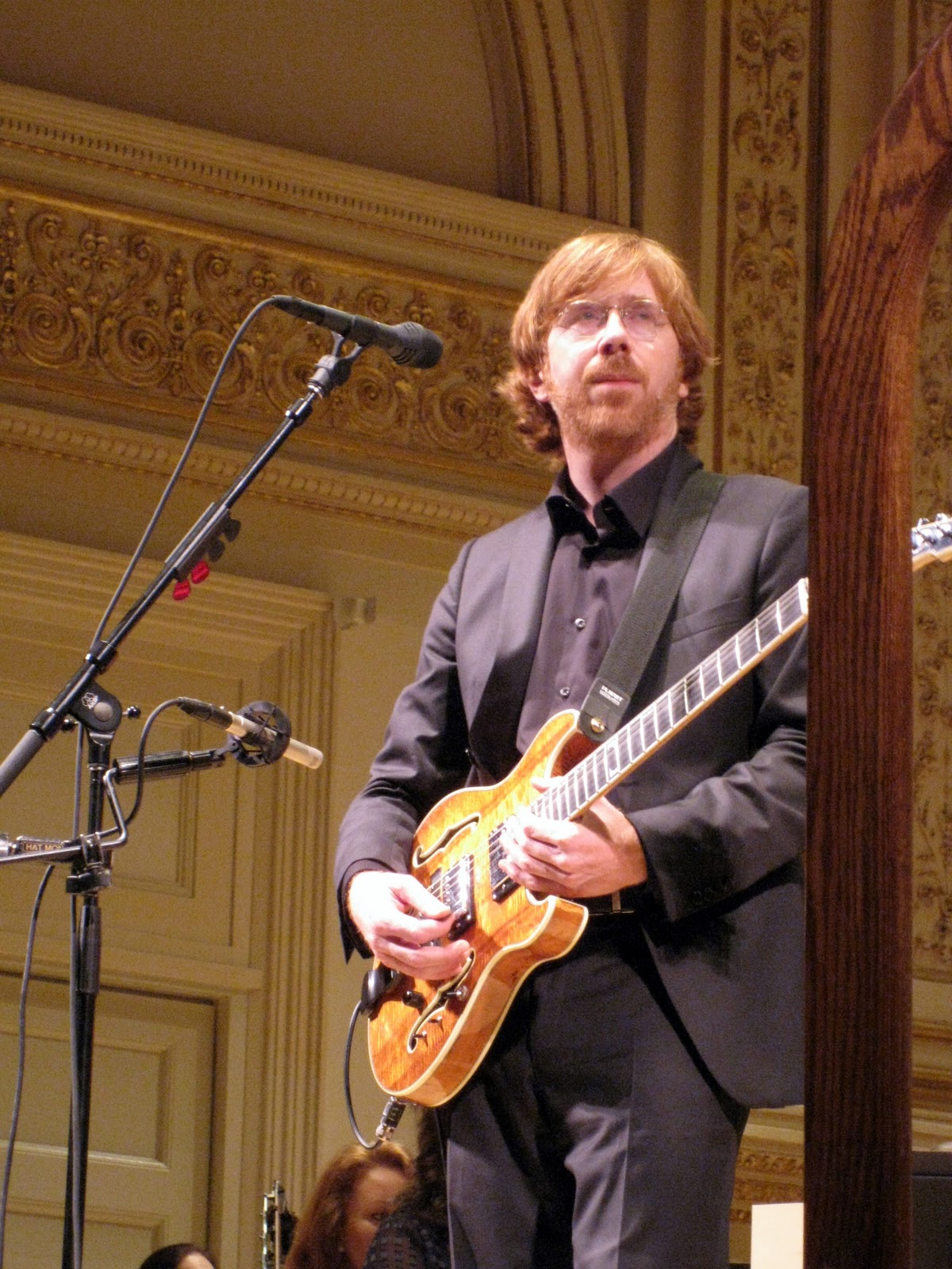 Trey Anastasio and New York Philharmonic, Carnegie Hall