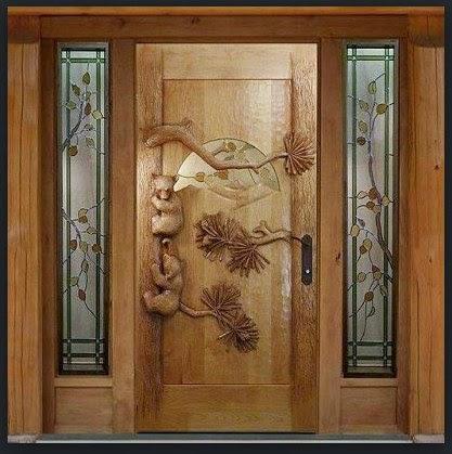 Foto Pintu Rumah Minimalis