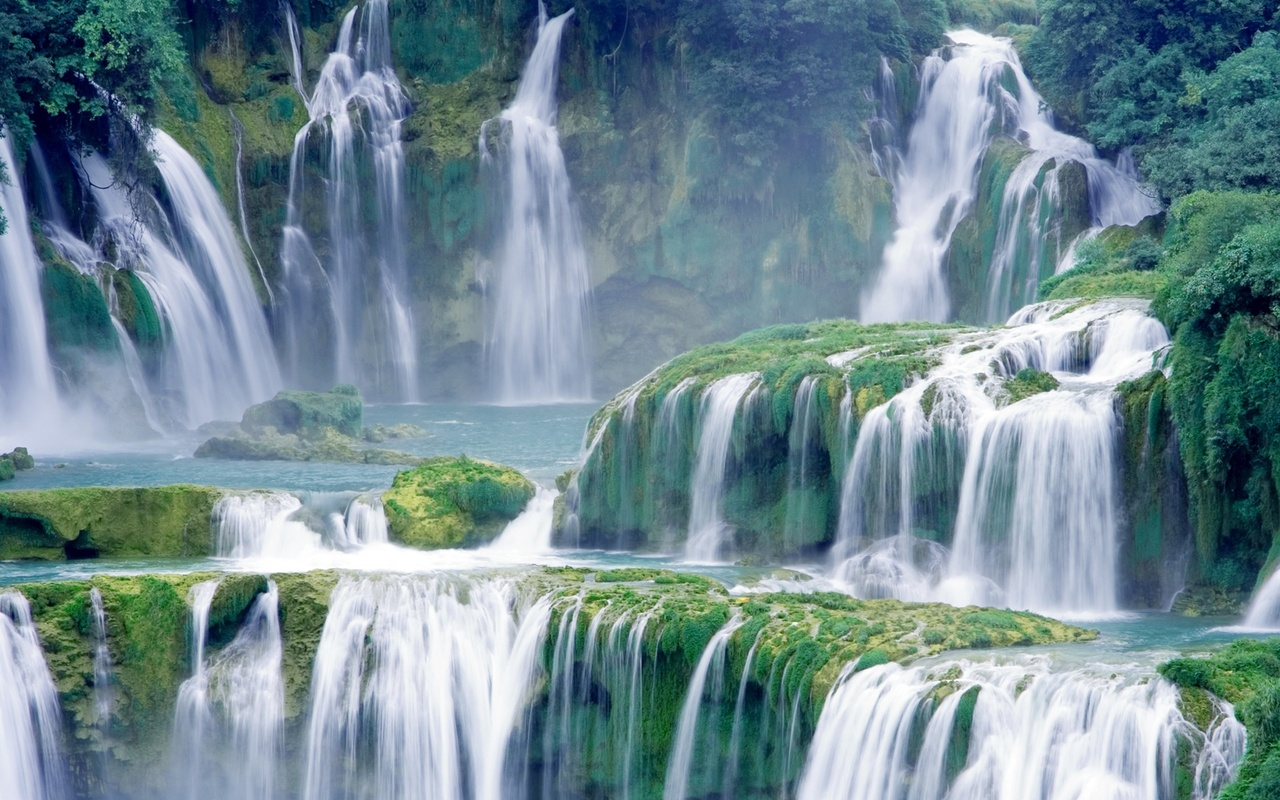 Waterfall Desktop