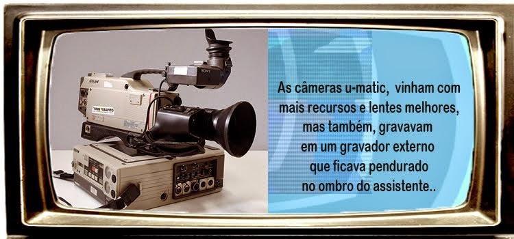 Camera u-matic