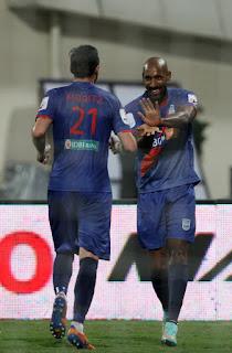 Mumbai City FC - Nicolas Anelka