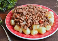 receita de nhoque de batata