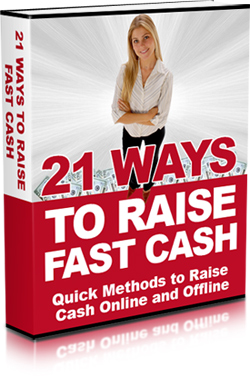 Scorpio Cash - 21 Ways to Raise Fast Cash