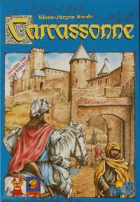 Carcassonne box.