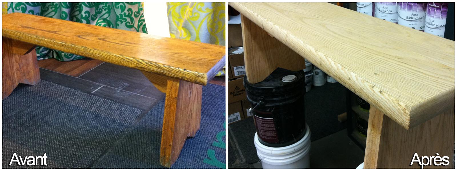 Colobar Peinture et Décoration Comment décaper des meubles en bois # Decaper Meuble En Bois