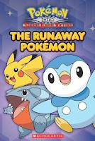 bookcover of Pokémon: Runaway Pokemon