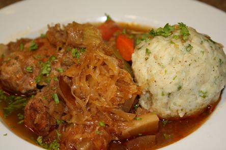 Knodel Recipe German Food