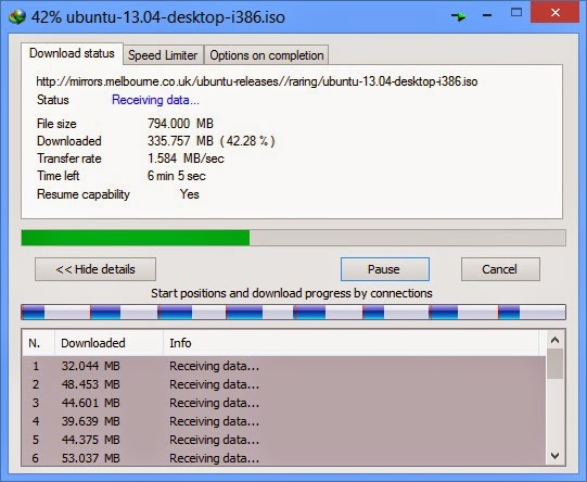 حصريا تحميل برنامج Internet Download Manager 6.16 build 3 final full Crack اخر اصدار مع الكراك