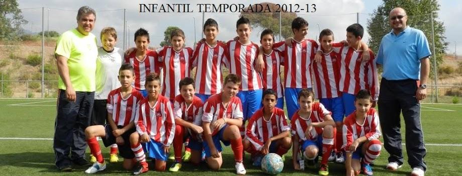 INFANTIL C.D.CAN PARELLADA 2012-13