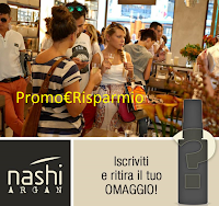 immagine Ricevi in omaggio il Travel Kit Nashi Argan