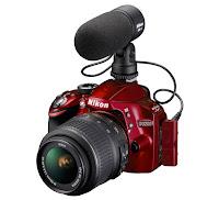 Nikon D3200 Mic