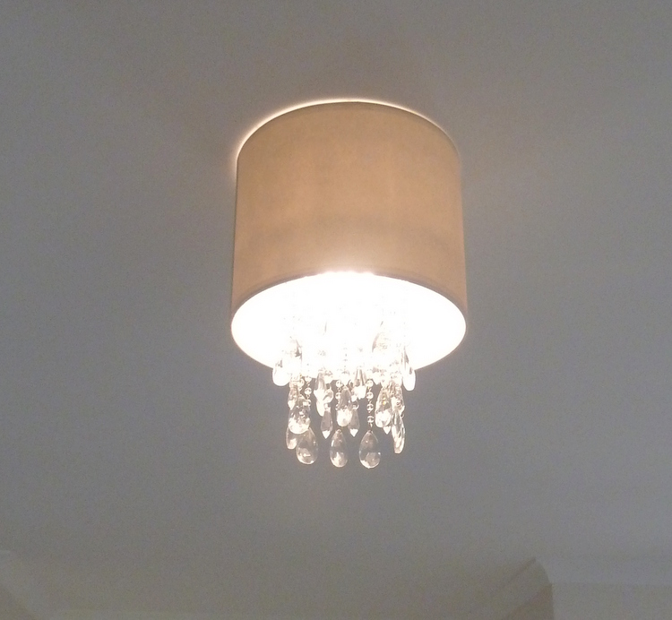 stylish settings diy light fittings a quick makeover