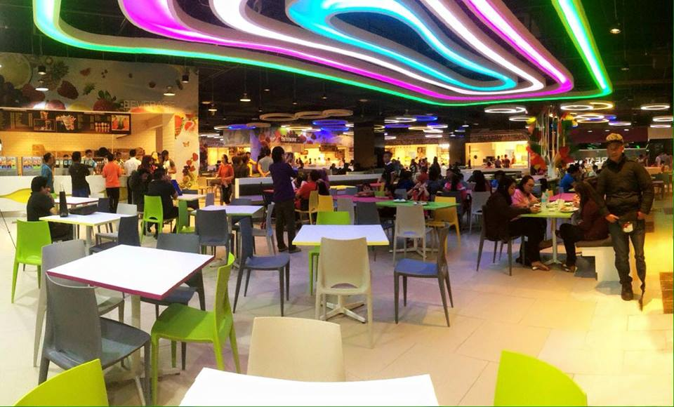 Vivacity Kuching Food Court