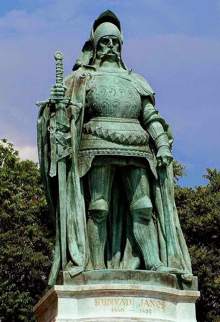 János Hunyadi, comandante dos cruzados libertou Belgrado do assédio turco