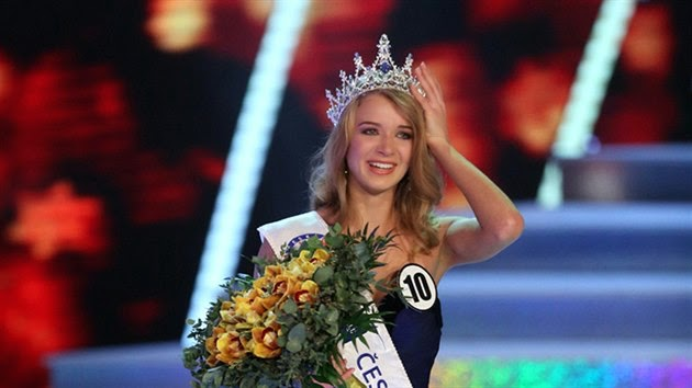 Ceska Miss Czech Republic 2014 Gabriela Frankova
