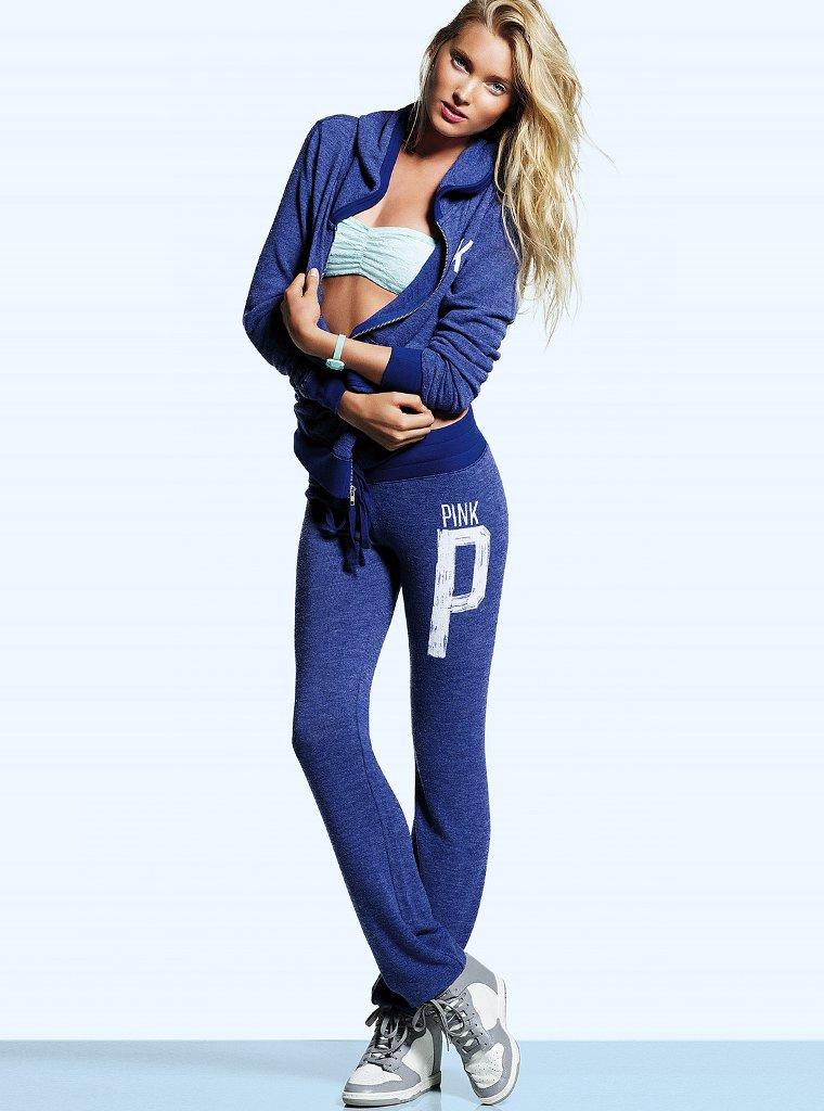 Elsa Hosk for VS Pink, November 2012