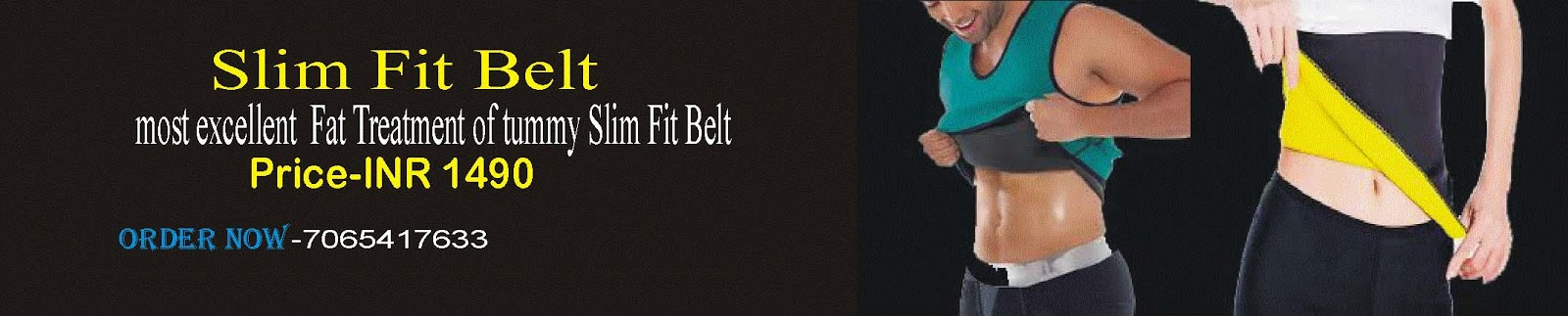 Slim Fit Belt-7065417633