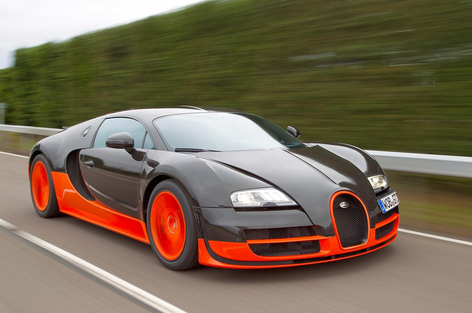 Is Bugatti the Fastest Car in the World