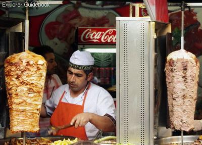 makanan khas Turki Kebap kebab turki turkish kebab doner iskender shish
