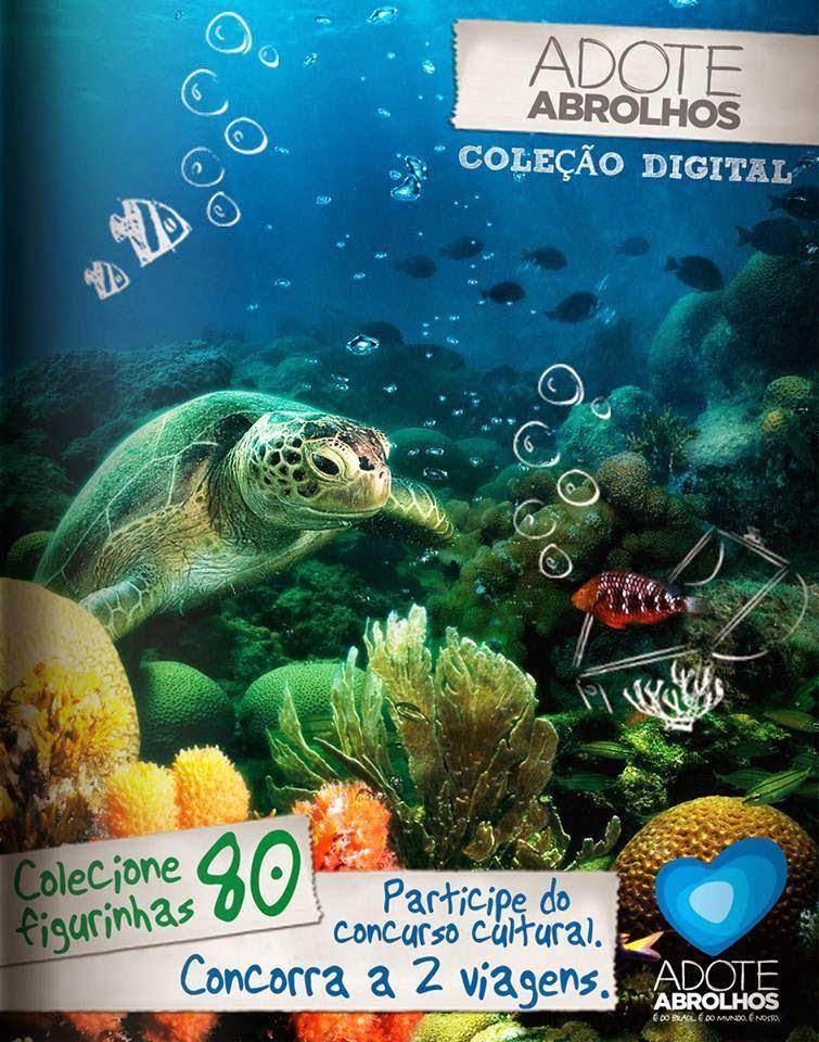 "Concurso cultural - ""Adote Abrolhos"""