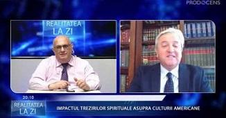 Realitatea la zi: Impactul trezirilor spirituale asupra culturii americane 🔴 Invitat: Ioan Ştir