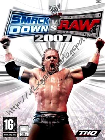 Free Download Games - WWE Smack Down vs RAW