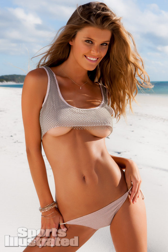 Nina Agdal for Sports Illustrated Swimsuit Edition 2013 - NSFW