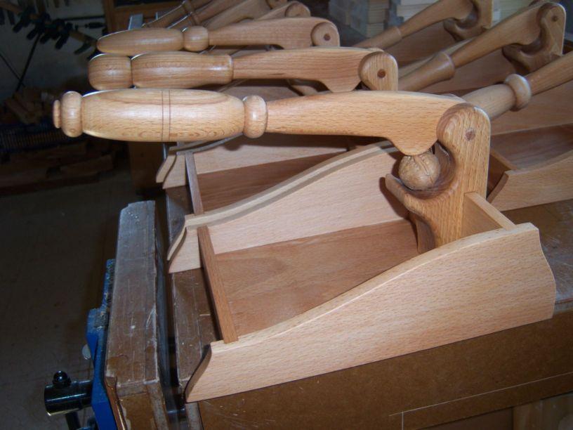 Artesan a en madera octubre 2011 - Cascanueces de madera ...